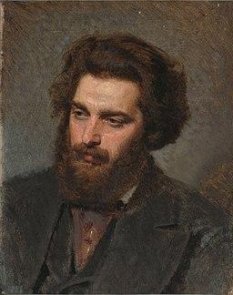 Kuindzhi by I.Kramskoy (1872, GTG)