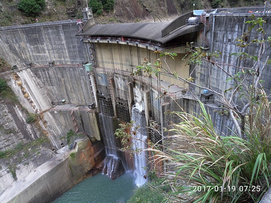 Kukuan Dam