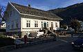 Kulturhuset Gamlebanken 01 Nordfjordeid Sogn og Fjordane Norway 2014-09-17.JPG