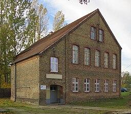 Naumannstraße in Eberswalde