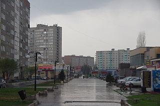 Kurchatov, Russia Town in Kursk Oblast, Russia