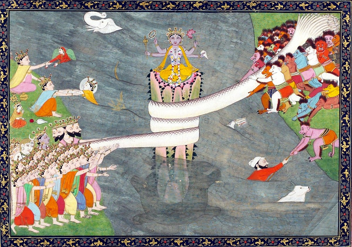 Kshir Sagar - Wikipedia