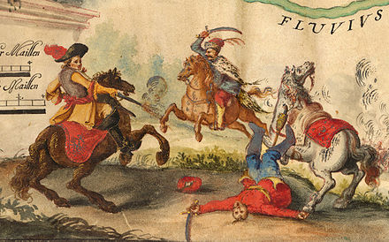 Kuruc anti-Habsburg rebels in Hungary - Battle of Vienna