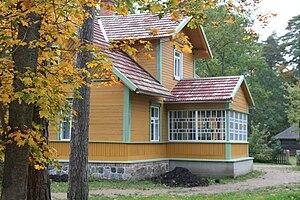 Estonian Open Air Museum - Image: Kutsari Harjapea 01
