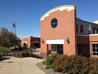 Kutztown University of Pennsylvania - The McFarland Student Union