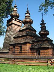 Cerkiew św. Paraskewy w Kwiatoni