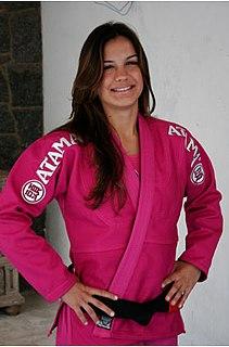 Kyra Gracie Brazilian Jiu-Jitsu and grappling practitioner