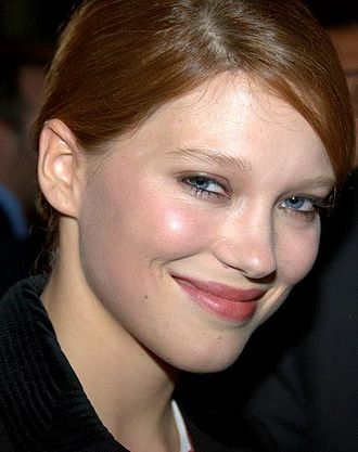 Léa Seydoux - Seydoux at the Lumières Award in January 2014