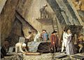 Léonard Defrance Extraction de marbres Sainte-Anne d'une carrière.jpg