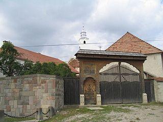 Lueta Commune in Harghita, Romania