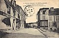 La Rue des Pelletiers et Entrée du Pont, à LA FERTÈ-sous Jouarre, 9 Septembre 1914.jpg