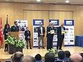 La Unidad de Gestión de la Diversidad recoge el premio Daniel Wagman 02.jpg