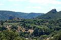 La montagne St Michel depuis la vierge.JPG
