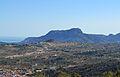 La serra d'Oltà vista des del Murtalet de Senija.JPG