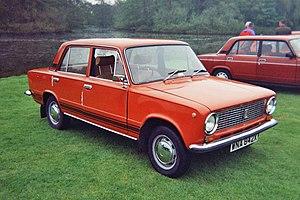 Fiat 124 - VAZ-2101