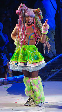 Lady Gaga, ARTPOP Ball Tour, Bell Center, Montréal, 2 July 2014 (119) cropped.jpg