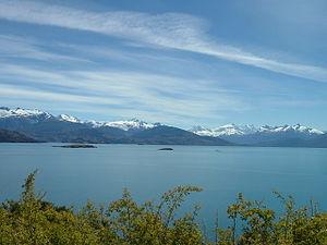 General Carrera Lake, Aisén, Chile