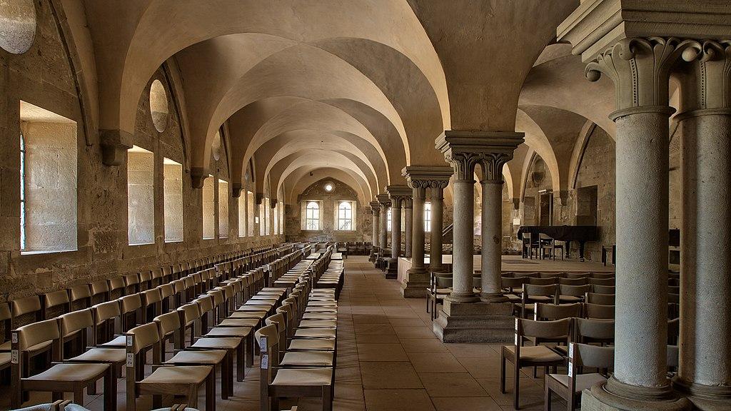 Laienrefektorium Kloster Maulbronn