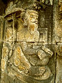 Lalitavistara - 036 S-19, The Brahmins receive Gifts (detail, far left) (8598195241).jpg