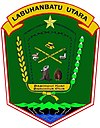 Official seal of North Labuhan Batu Regency