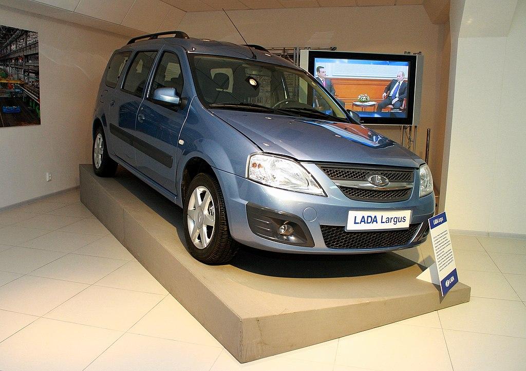 Вследующем году русский рынок автомобилей уменьшился на3,2%