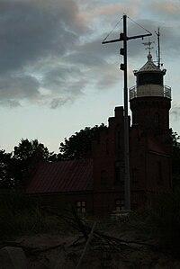 Latarnia Morska w Ustce - lipiec 2011 (20).jpg