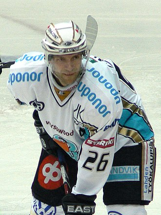 Lahti Pelicans - Jan Latvala was Pelicans captain for season 2010–11