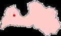 Latvia city Sabile.png