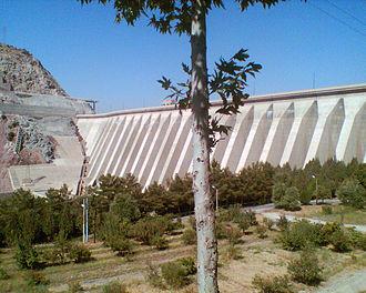 Latyan Dam - Image: Latyan Dam (2)