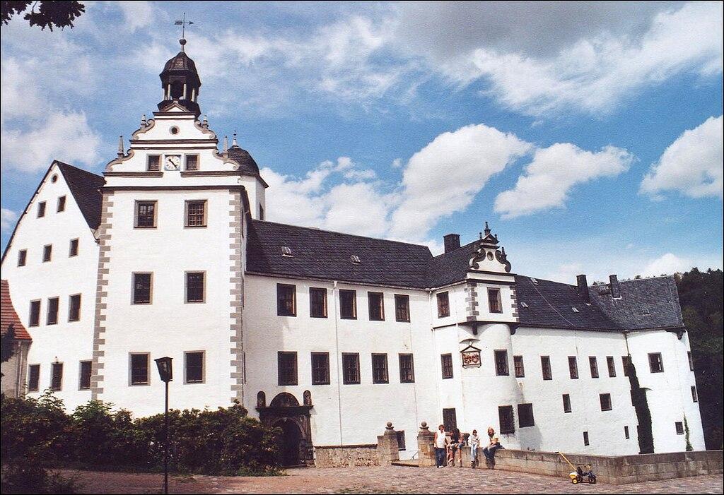 Lauenstein Schloss