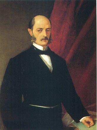 Senate of Spain - Image: Laureano Figuerola Ballester (Palacio del Senado de España)