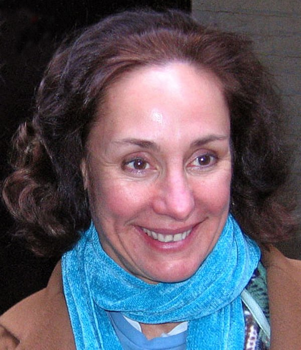 Photo Laurie Metcalf via Wikidata