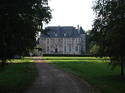 Le Poislay - Château de Chaussepot.JPG