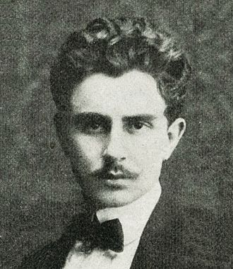 Vincenzo Florio - Vincenzo Florio Jr. in 1905