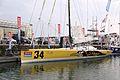 Le voilier de course Le Pingouin (2).JPG