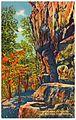 Ledge of rock on Trail 3, Turkey Run State Park, Indiana (65406).jpg