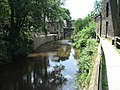 Leeds and Liverpool Canal branch at Skipton. - geograph.org.uk - 201405.jpg