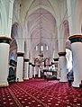 Lefkoşa Selimiye-Moschee (Sophienkathedrale) Innen Langhaus Ost 1.jpg