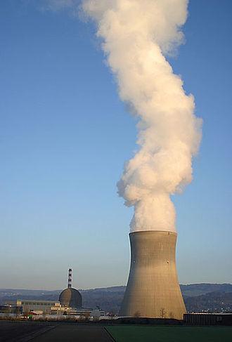 Leibstadt Nuclear Power Plant - The Leibstadt NPP