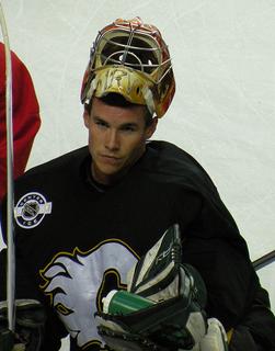 Leland Irving Canadian ice hockey player