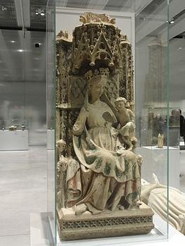 Lens - Inauguration du Louvre-Lens le 4 décembre 2012, la Galerie du Temps, n° 104.JPG