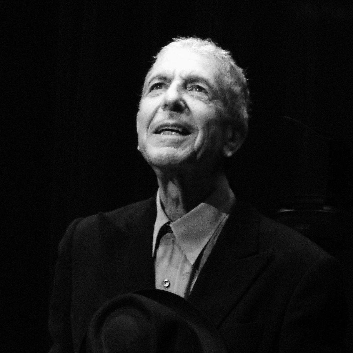 Leonard Cohen — Wikipédia