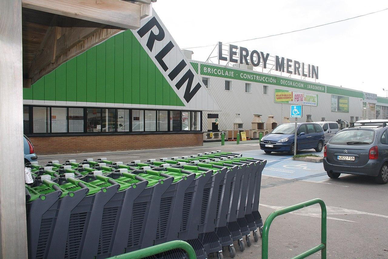 File Leroy Merlin Port Saplaya Jpg Wikimedia Commons