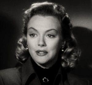 Leslie Brooks - in Blonde Ice (1948)