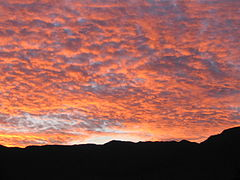 Image: Lesotho sunset.jpg (row: 2 column: 19 )