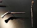 Liège, Musée des armes, Grand Curtius. Pistolets à monture d'ivoire, L Cleuter, Maastricht, ca 1660-70.JPG