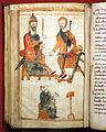 Liber legum di lupus de ferrières e altri testi, 870-950 ca. (facsimile) 02.JPG