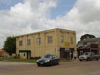 Matagorda, Texas - Bay City Public Library Matagorda Branch