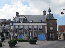 Town hall of Lichtervelde