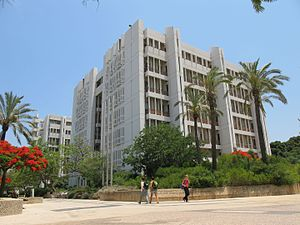 Tel Aviv University - Life Sciences Building